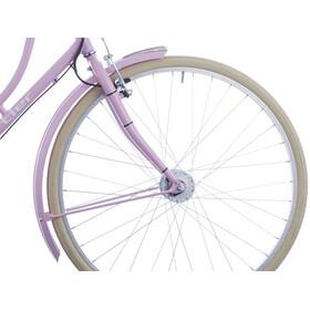 Ortler Van Dyck - Vélo hollandais - rose